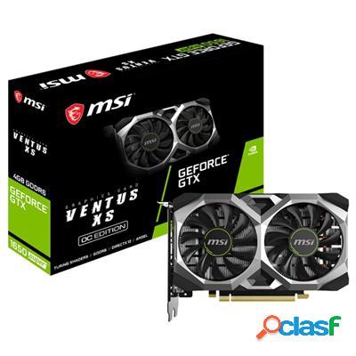 Msi Vga Nvidia Gtx 1650 Super Ventus Xs Oc Ddr6, original de