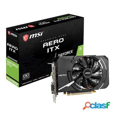 Msi Vga Nvidia Gtx 1660 Super Aero Itx Oc Ddr6, original de
