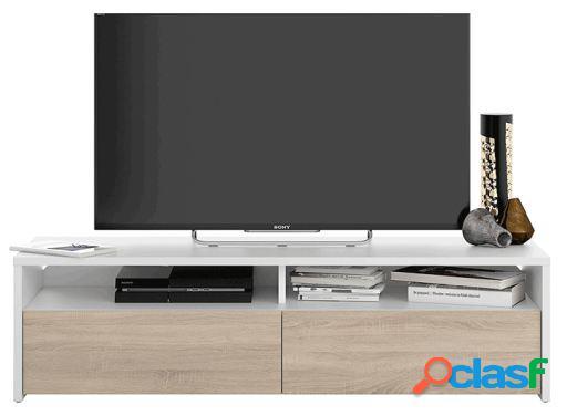 Mueble tv 2 puertas Lintu