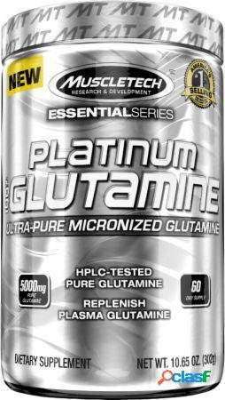 MuscleTech Platinum 100% Glutamine 302 gr 302 gr