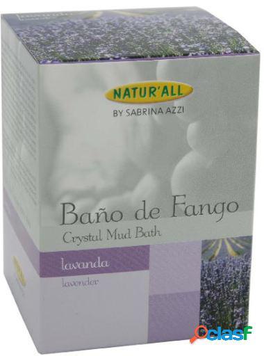 Natur'All Baño de Fango Lavanda 6 Unidades 58 gr