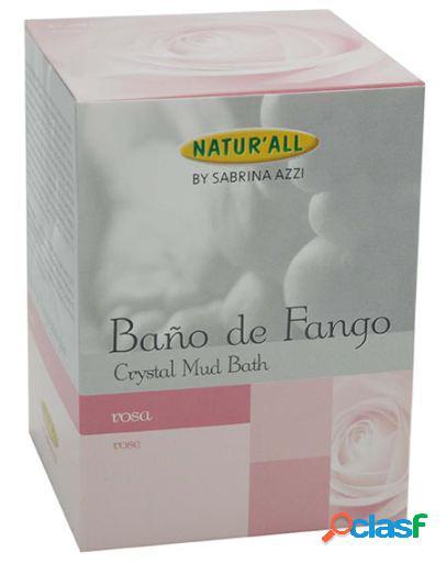 Natur'All Baño de Fango Rosa 6 Unidades 58 gr