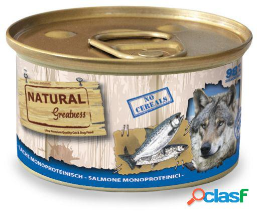 Natural Greatness Monoproteico Sensible de Salmon 170 GR