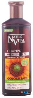 Naturaleza y Vida Champú Color Castaño 300 ml 300 ml