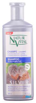 Naturaleza y Vida Champú Silver 300 ml 300 ml