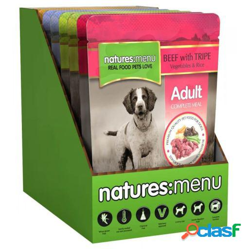 Natures Menu Dog Pouch Multipack 8 X 300 gr