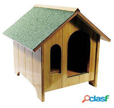 Nayeco Caseta de Madera para Perro Ny 3 Kg