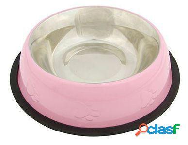 Nayeco Comedero Puppy Rosa Talla S 100 gr