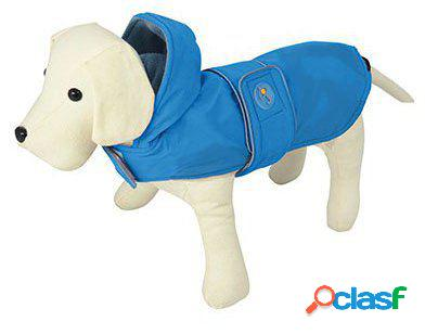 Nayeco Impermeable para Perros Dancing Rain Azul 30 cm 200