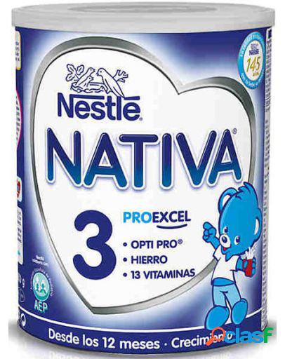 Nestlé Leche de Crecimiento Nativa 3 800 gr 800 gr