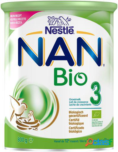 Nestlé Nan Bio 3 800 gr