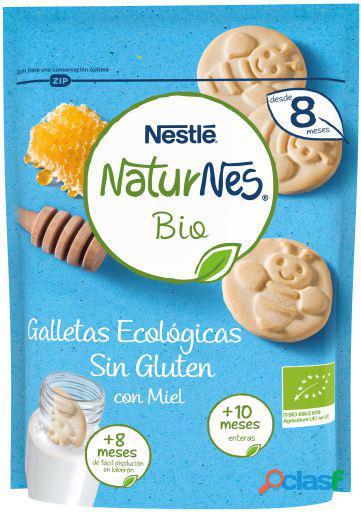 Nestlé Naturnes Bio Galletas sin Gluten con Miel 150gr 158