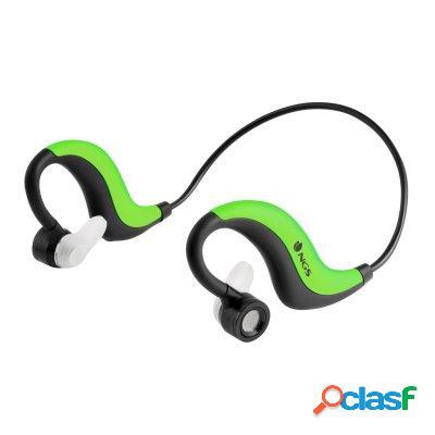 Ngs Auricular Bluetooth Artica Runner Verde, original de la