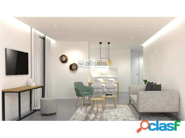 Nueva promoción de apartamentos con garaje en Calle La