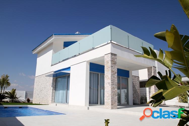 Nuevo These, elegantes villas