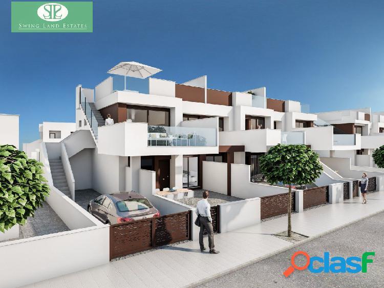 Nuevo complejo apartamentos de Planta Alta o Baja en Torre