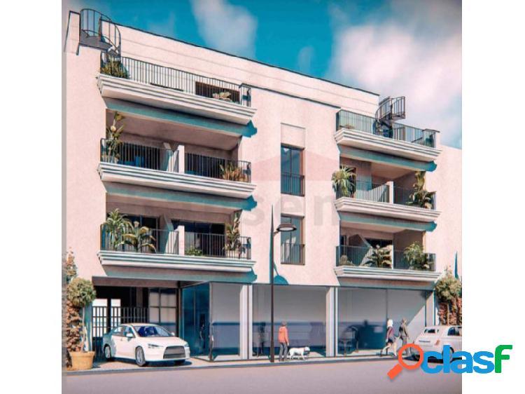 Nuevos pisos en el centro de Torre del Mar