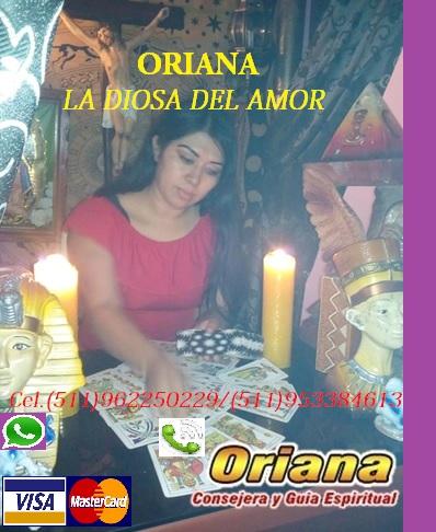 ORIANA LUZ - MEJORES UNIONES DE AMOR