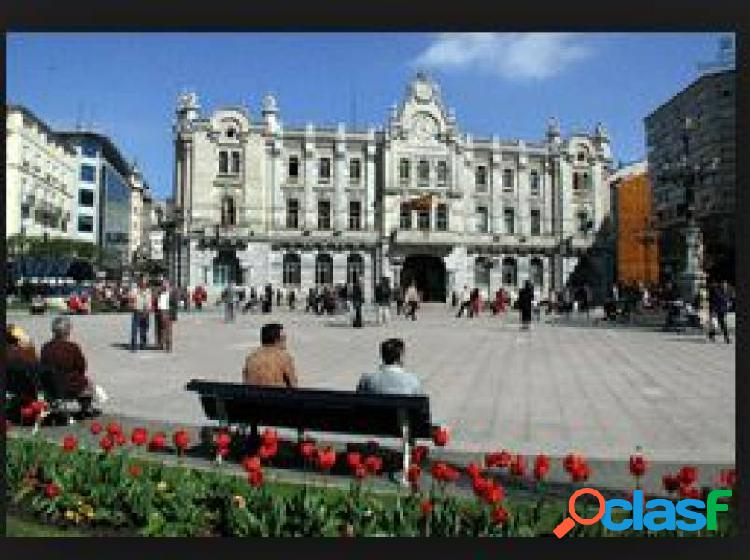 Oficina de alquiler junto al Ayuntamiento de Santander