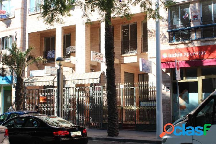 Oficina en Elche zona Plaza Madrid, 135 m. de superficie, un