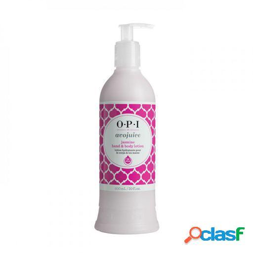 Opi Avojuice Loción para Manos y Cuerpo de Jasmine 600 ml