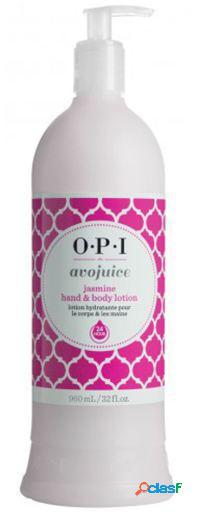 Opi Avojuice Loción para Manos y Cuerpo de Jasmine 960 ml