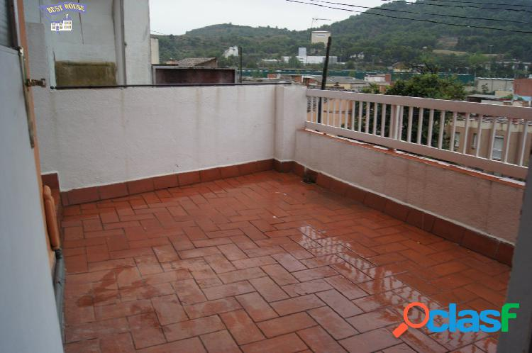 Oportunidad 3 hab, y gran terraza en Montcada I Reixac