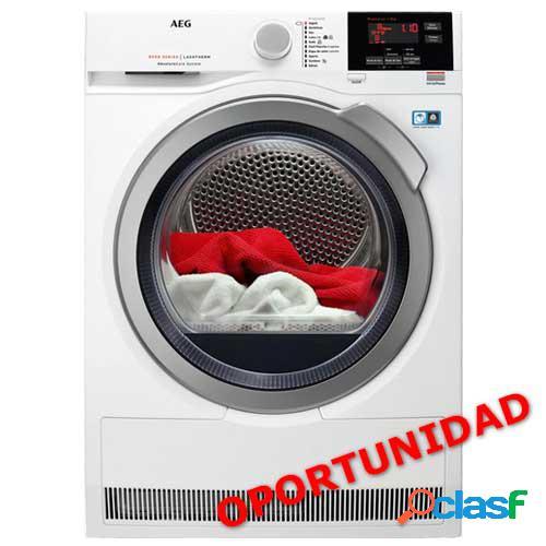 Oportunidad Aeg Secadora T8DBG862 Blanco