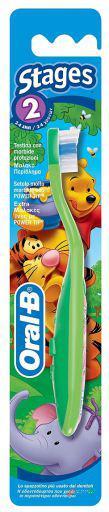 Oral B Cepillo de Dientes Manual de Winnie The Pooh