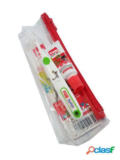 PHB Cepillo Dental Junior Plus con Pasta de 15 ml