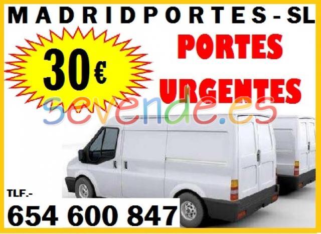 PORTES ECONOMICOS BARATOS MADRID OO847 LO