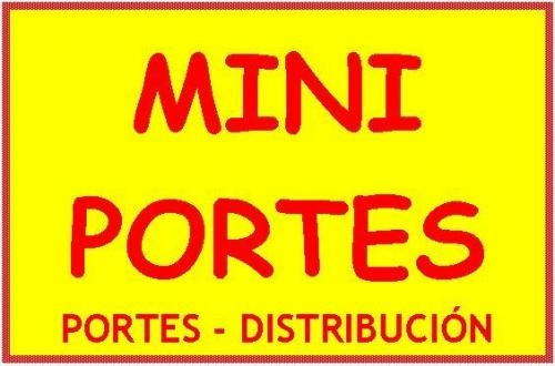 PORTES, TARIFAS ECONOMICAS EN LAS DELICIAS MADRID