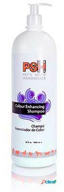 PSH Champú Potenciador de Color 1 L. 1 Kg