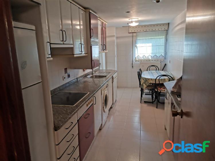 Pamplona-Venta de estupendo piso en Mendillorri de 3