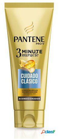 Pantene Acondicionador 3 Minutos Miracle Clasico 200 ml 200