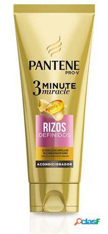 Pantene Acondicionador 3 Minutos Miracle Rizos 200 ml 200 ml