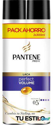 Pantene Laca Volumen Creation Duplo 300 ml 300 ml