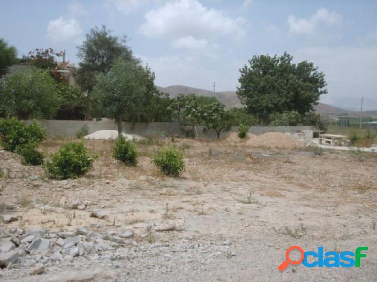 Parcela en Urbanización Montepinar (Orihuela)