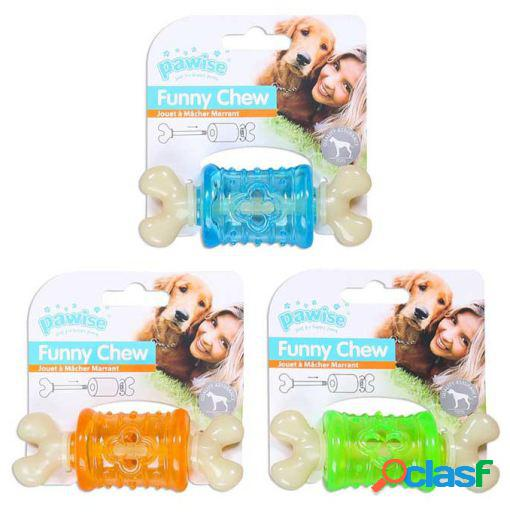 Pawise Juguetes Funny Chew -Hueso 50 GR