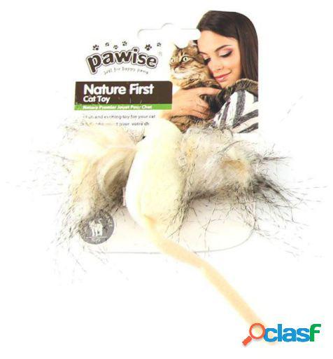 Pawise Nature First Gatos Raton Crazy 20 GR