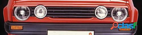 Pestaña de Parrilla Delantera Lester para VW Golf II 8/87