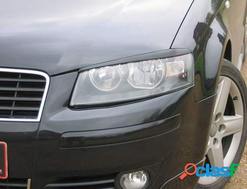 Pestañas faros delanteros para Audi A3 4/03