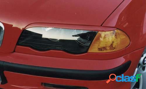 Pestañas faros delanteros para BMW 3 E46 Coupe 4/99