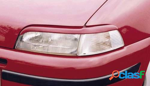 Pestañas faros delanteros para Fiat Punto ok -8/99