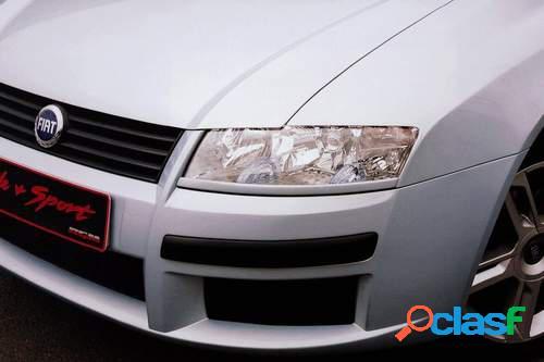 Pestañas faros delanteros para Fiat Stilo 5drs Lower