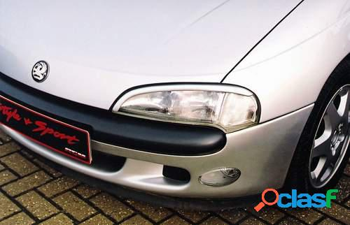 Pestañas faros delanteros para Opel Tigra A
