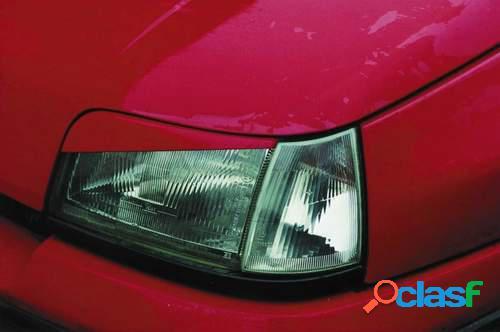 Pestañas faros delanteros para Renault Clio 5/90-4/96 b
