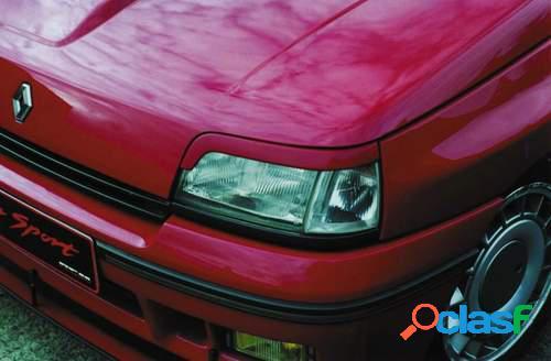 Pestañas faros delanteros para Renault Clio 90-4/96 ok