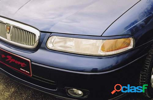 Pestañas faros delanteros para Rover 400 5/95