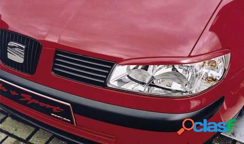 Pestañas faros delanteros para Seat Ibiza 9/99